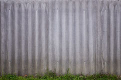Slate texture. Close-up a russian shiver fence Stock Images