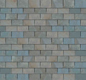 Slate Tile Roof. Grey Slate roof tiles texture Royalty Free Stock Photos
