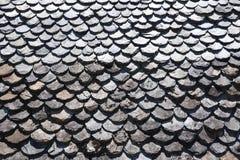 Slate tiles Royalty Free Stock Photography