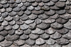 Slate tiles Royalty Free Stock Photos