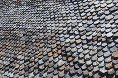 Slate tiles Stock Image