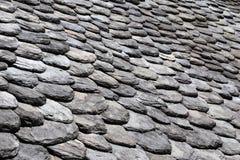 Slate tiles Stock Images