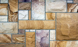 Slate wall Royalty Free Stock Images