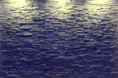 Slate wall background Stock Photography