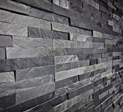 Slate wall background Royalty Free Stock Image