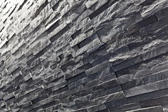 Slate wall background Royalty Free Stock Photography