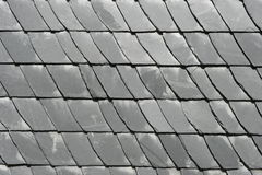 Slate Wall Royalty Free Stock Image
