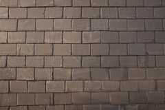 Slate wall. Stock Photos