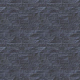 Slate Wall Seamless Pattern. Dark Slate Wall Seamless Pattern Illustration Stock Photography