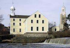 slater mill Zdjęcie Royalty Free