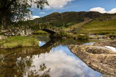Slaters γεφυρώνουν Στοκ φωτογραφίες με δικαίωμα ελεύθερης χρήσης