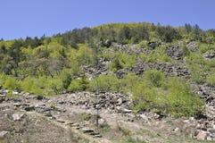 slatington Пенсильвании горы lehigh зазора Стоковые Фотографии RF
