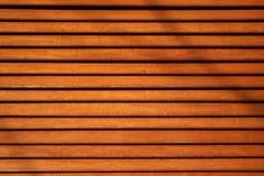 slats ανασκόπησης ξύλινα Στοκ Φωτογραφίες