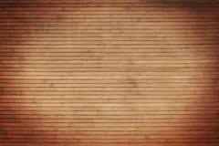 Slats background. Bamboo slats background with vignette Stock Image