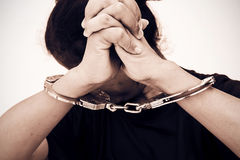 Slave,Human Trafficking concept Stock Photo