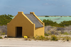 Slave huts Stock Photography
