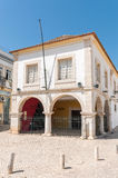 Slave market building in Lagos, Portugal Royalty Free Stock Images