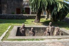 Slavery Memorial - Stone Town Stock Image