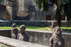 Slavery Memorial - Stone Town Royalty Free Stock Photo