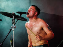 Slaves - Latitude Festival 2014 Royalty Free Stock Photography