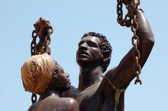 Slaves a libertação Imagem de Stock Royalty Free
