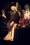 Slavic beauty Royalty Free Stock Photo
