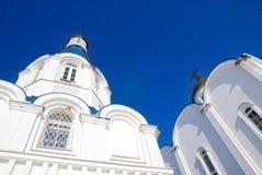 Slavic church Royalty Free Stock Image