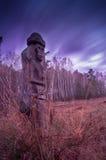 Slavic idol Stock Image