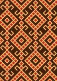 Slavic Pattern Royalty Free Stock Photo