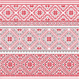 Slavic pattern Royalty Free Stock Images