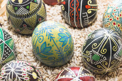 Slavic Pysanka Easter Egg Royalty Free Stock Photos