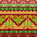 Slavic seamless ornament Stock Photo