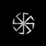 Slavik religion symbol Royalty Free Stock Photography