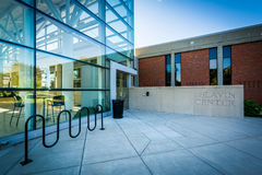 The Slavin Center, at Providence College, in Providence, Rhode I Stock Images