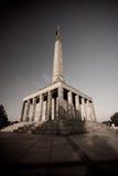 Slavin Denkmal lizenzfreies stockfoto