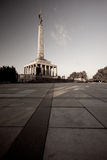 Slavin Denkmal lizenzfreie stockfotos