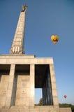 Slavin memorial in Bratislava Royalty Free Stock Photo