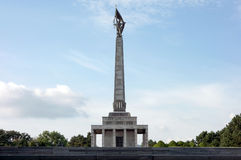 Slavin memorial Stock Photos