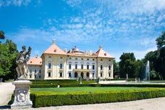 Slavkov castle near Brno, Moravia, Czech republic Royalty Free Stock Photography