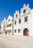 Slavonice Stock Photo