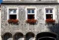 Slavonice, Czech republic Royalty Free Stock Photo