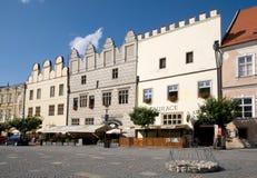 Slavonice, Czech republic Stock Photography