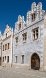 Slavonice, Czech republic Royalty Free Stock Image