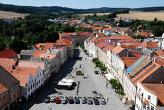 Slavonice, Czech republic Stock Images