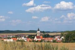 Slavonice, Czech republic Royalty Free Stock Photos