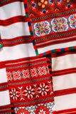 Slawistyczna Tradycyjna Deseniowa ornament broderia Kultura Belar Fotografia Royalty Free