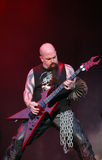 Slayer on Sopnisphere festival CZ Royalty Free Stock Photography