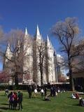 SLC-Tempel Stockbilder