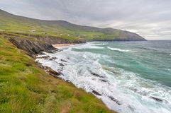 Slea Head beach - Ireland, nature Stock Image