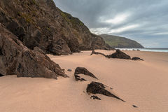 Slea Head beach - Ireland, nature Royalty Free Stock Photos